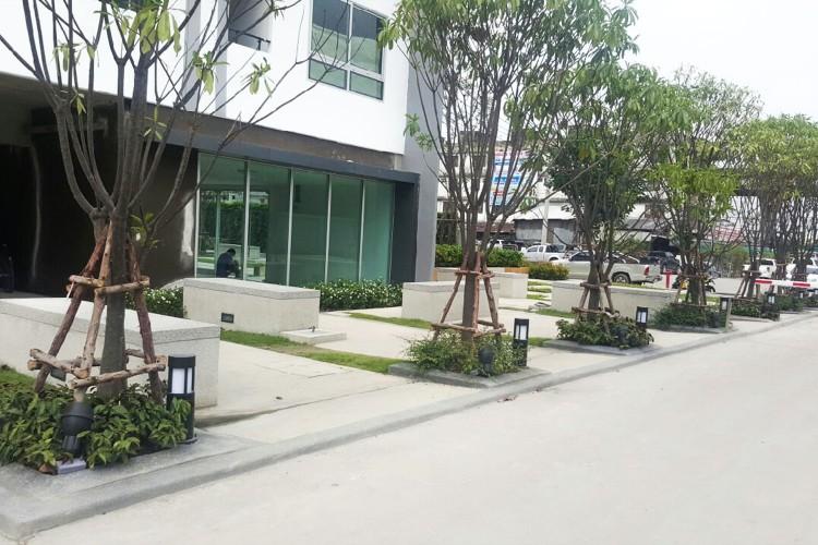 โครงการ พลัมคอนโด พหลโยธน 89 by lighttrio โทร 090-5654656