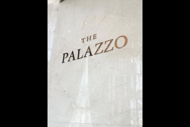 โครงการ The palzzo (AP ) by lighttio โทร 090-5654656