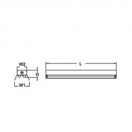 โคม FLU F-FWT5/F-FALT5