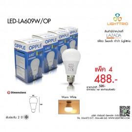 กลุ่ม LED-LA609W/OP